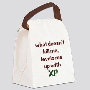 Level XP Canvas Lunch Bag