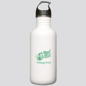 Coming Soon Stainless Water Bottle 1.0L