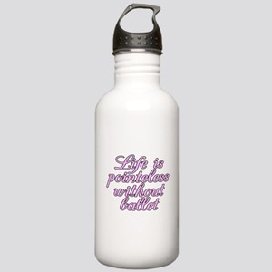 Life is pointeless - Stainless Water Bottle 1.0L