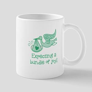 Expecting a Bundle of Joy Mugs