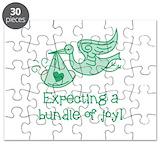 Announcing pregnancy Puzzles