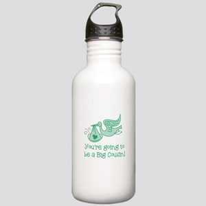 Big Cousin Stainless Water Bottle 1.0L
