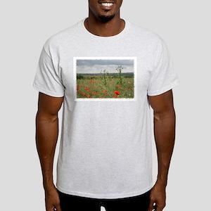 Poppies Beyond Poppies Light T-Shirt