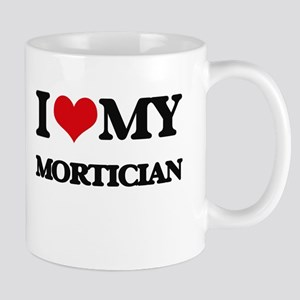I love my Mortician Mugs