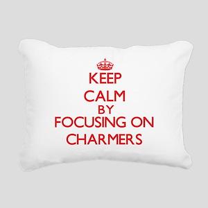 Charmers Rectangular Canvas Pillow
