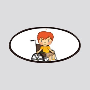 I'm Special - Wheelchair - Boy Patches