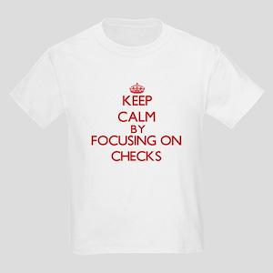 Checks T-Shirt