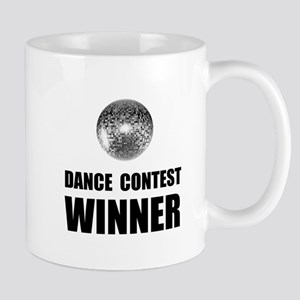 Dance Contest Winner Mugs