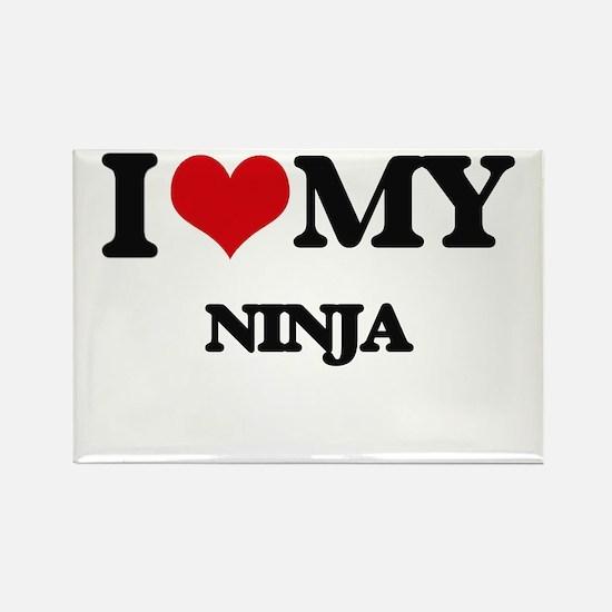 I love my Ninja Magnets