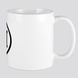 CPM Oval Mug