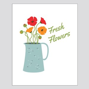 Fresh Flowers Posters