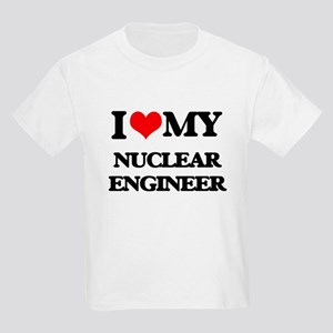 I love my Nuclear Engineer T-Shirt