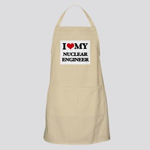 I love my Nuclear Engineer Apron