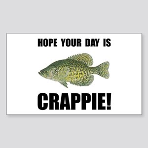 Hope Day Is Crappie Sticker