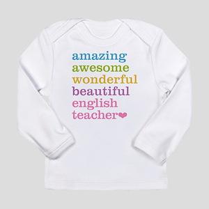 English Teacher Long Sleeve T-Shirt