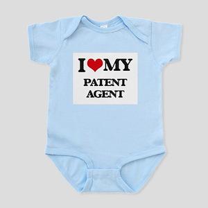 I love my Patent Agent Body Suit