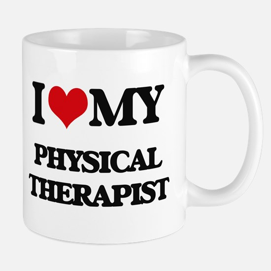 I love my Physical Therapist Mugs