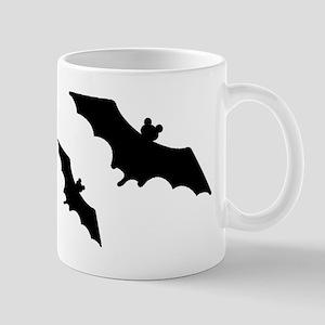 Bats Silhouette Mugs