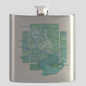 Pisces Seas Flask