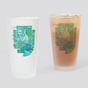 Pisces Seas Drinking Glass