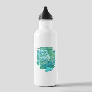 Pisces Seas Water Bottle