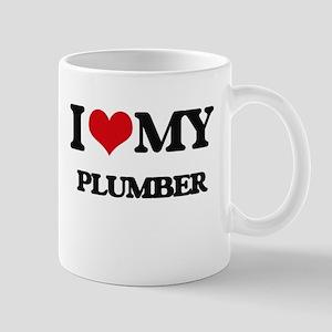 I love my Plumber Mugs