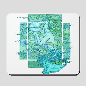 Pisces Seas Mousepad