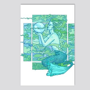 Pisces Seas Postcards (Package of 8)
