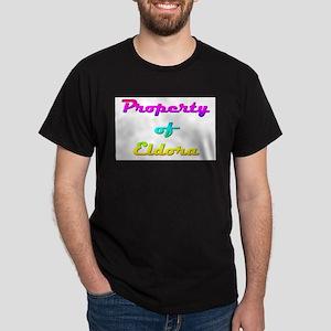 Property Of Eldora Female T-Shirt