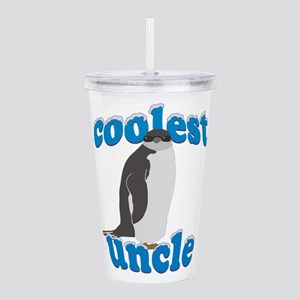 Coolest Uncle Acrylic Double-wall Tumbler