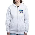 Guidi Women's Zip Hoodie