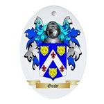 Guidi Ornament (Oval)