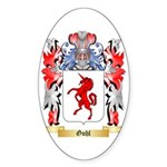 Guhl Sticker (Oval 50 pk)