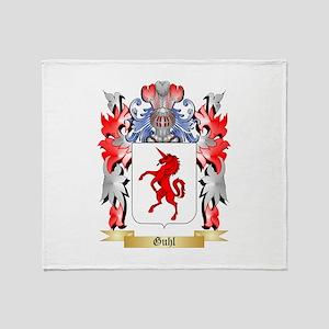 Guhl Throw Blanket
