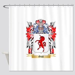 Guhl Shower Curtain