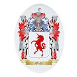 Guhl Ornament (Oval)
