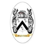 Guglielnini Sticker (Oval)