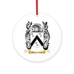 Guglielnini Ornament (Round)
