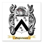 Guglielmucci Square Car Magnet 3
