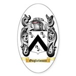 Guglielmucci Sticker (Oval 10 pk)