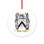 Guglielmucci Ornament (Round)
