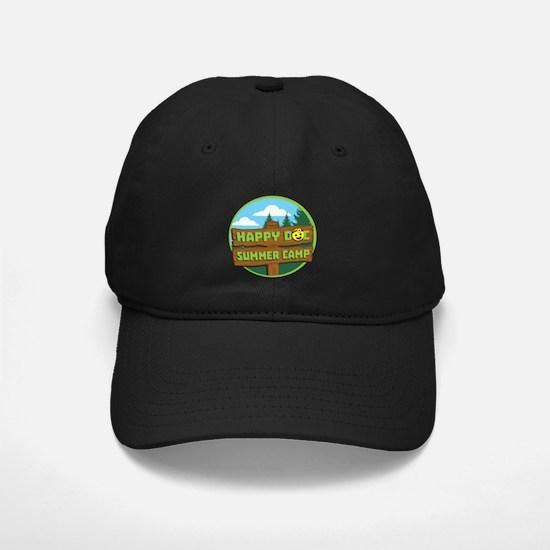 Happy Doc Summer Camp Baseball Hat