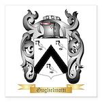 Guglielmotti Square Car Magnet 3