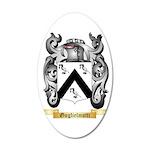 Guglielmotti 35x21 Oval Wall Decal