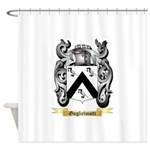 Guglielmotti Shower Curtain