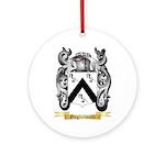 Guglielmotti Ornament (Round)