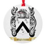 Guglielmoni Round Ornament