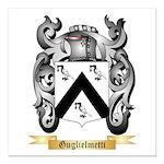 Guglielmetti Square Car Magnet 3