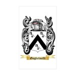 Guglielmelli Sticker (Rectangle 10 pk)