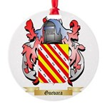 Guevara Round Ornament